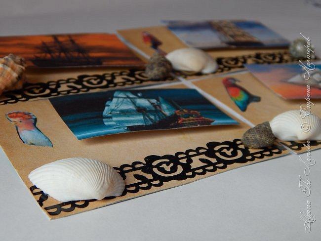 """Приветствую всех жителей Страны Мастеров! Карточки АТС """"Морские путешествия"""" для обмена. Меня вдохновил фильм """"Пираты Карибского моря"""" фото 2"""