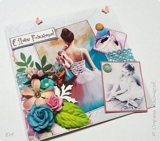Небольшую вышивку можно оформить в симпатичные открытки) фото 4