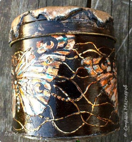 Стеклянная тарелка. Двухсторонний декор. петушок вживлен на поталь методом МОРДОЙВЛАК. Имитация окисления.  фото 9
