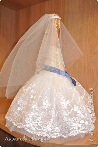 Синяя свадьба фото 2