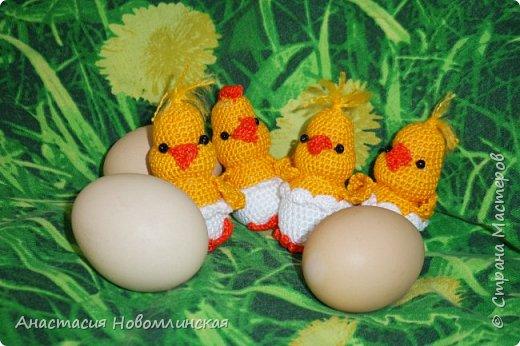Таких малышей делала еще на пасху, в пакетики деткам клала с куличами и яйцами. Дети были в восторге, до сих пор таскают играют. фото 2
