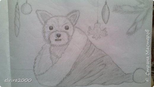 Как вам мои рисунки? фото 5