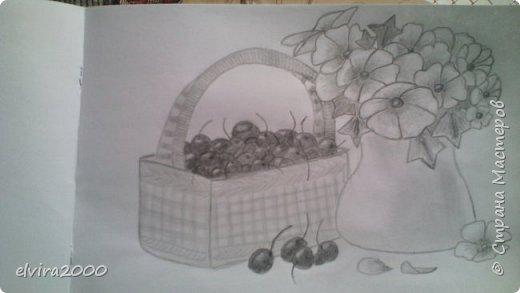 Как вам мои рисунки? фото 11