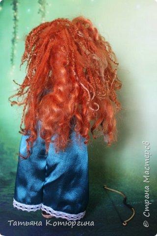 Мерида, принцесса из мультфильма фото 6