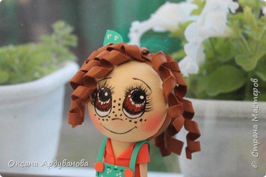 Еще не немножко куколок из фоамирана!!! фото 2