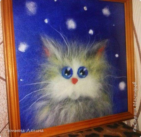 Идея котят, огорошенных первым снегом, всем так понравилась, что пришлось выложить еще одну картинку фото 2