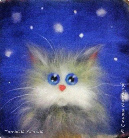 Идея котят, огорошенных первым снегом, всем так понравилась, что пришлось выложить еще одну картинку фото 1