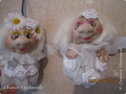 Куклы ангелочки фото 2