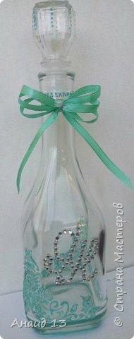 Бутылочка для песочной церемонии. фото 5