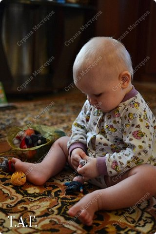 Связала петушка для внука. фото 11