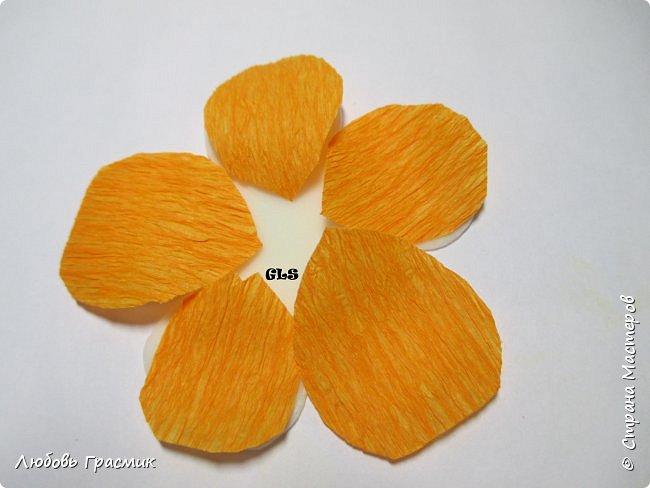 Розочки из зефирного фоамирана фото 8