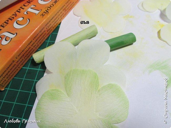 Розочки из зефирного фоамирана фото 12