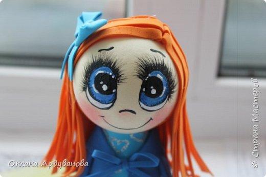 Закончила образ одной из кукол!!! фото 2