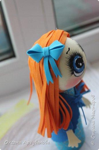 Закончила образ одной из кукол!!! фото 3