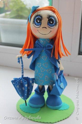 Закончила образ одной из кукол!!! фото 4