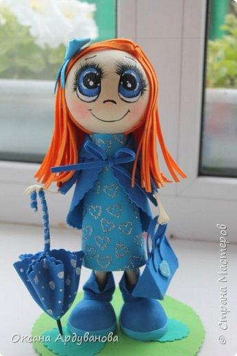 Закончила образ одной из кукол!!! фото 1