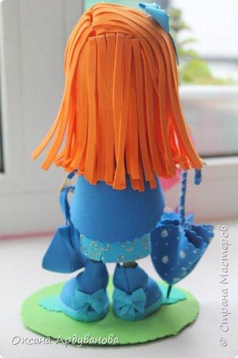 Закончила образ одной из кукол!!! фото 5
