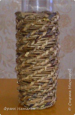 Решила освоить технику спирального плетения. Вот что из этого получилось. Мне очень нравится. Надеюсь, и Вам тоже.