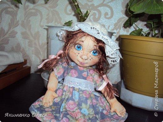 Соня, в панамке и летнем платьице! фото 3