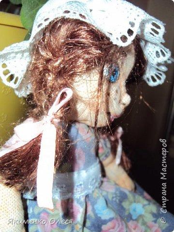 Соня, в панамке и летнем платьице! фото 2