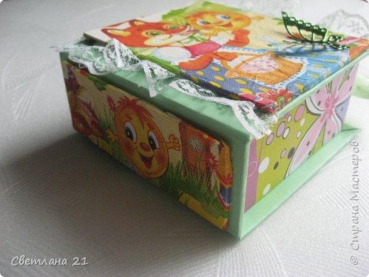 Денежная коробочки. фото 12