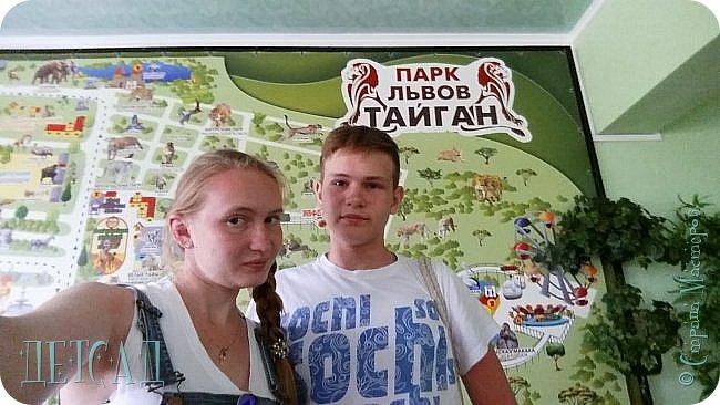 Экскурсия в парк львов ТАЙГАН фото 38