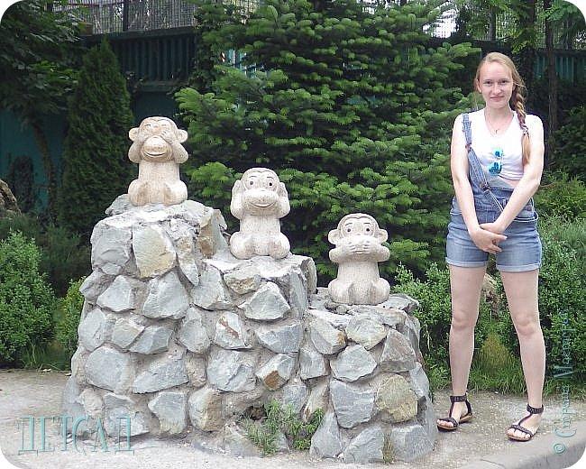 Экскурсия в парк львов ТАЙГАН фото 35