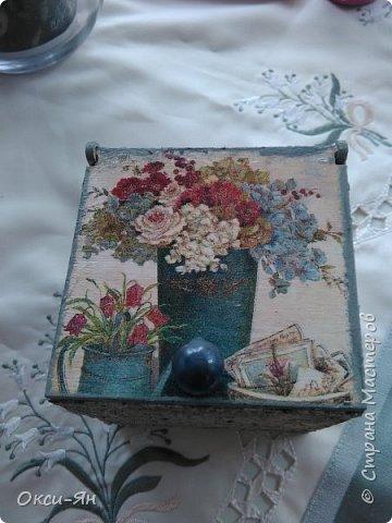 Из банки попробовала сделать вазу,муж сразу приватизировал фото 4