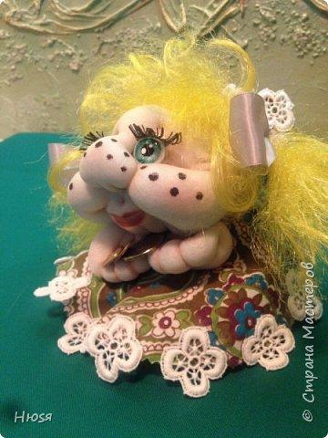 Кукла на удачу: 1 фото 2
