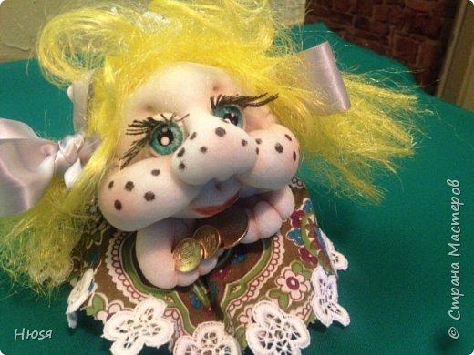 Кукла на удачу: 1 фото 1