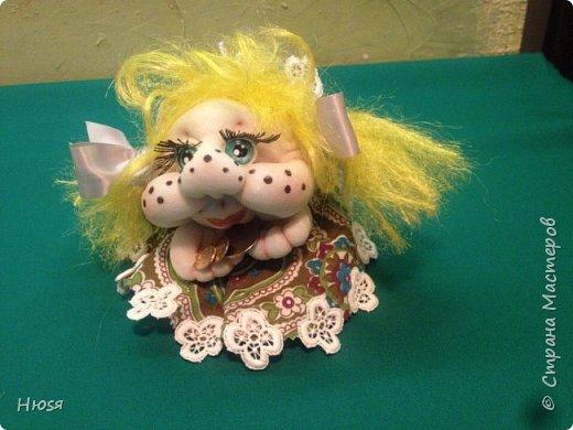 Кукла на удачу: 1 фото 3