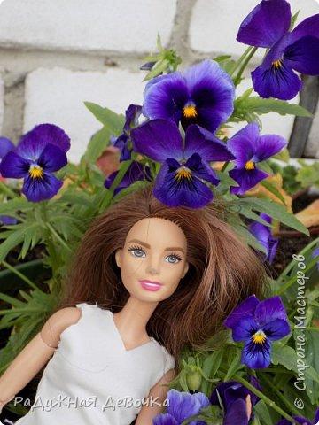 Приветствую всех жителей Страны Мастеров!!! Сегодня мы пофоткались с красивыми летними цветочками) фото 1