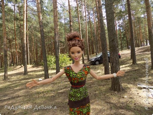 Сегодня мы ездили в лес и заодно пофотографировались для любимой Страны Мастеров! фото 12