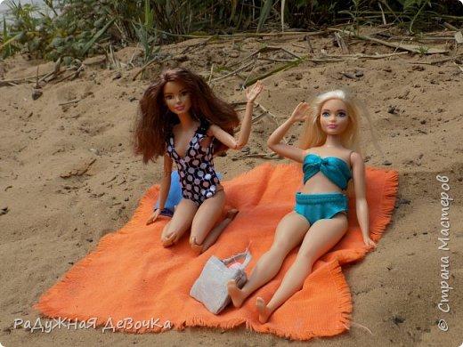 Приветик друзья!!!                                  Сегодня Эмма и Эмили ходили на пляж и отлично отдохнули и искупались) Так что смотрим фото!!! фото 1