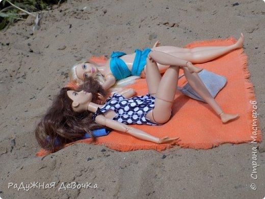 Приветик друзья!!!                                  Сегодня Эмма и Эмили ходили на пляж и отлично отдохнули и искупались) Так что смотрим фото!!! фото 2