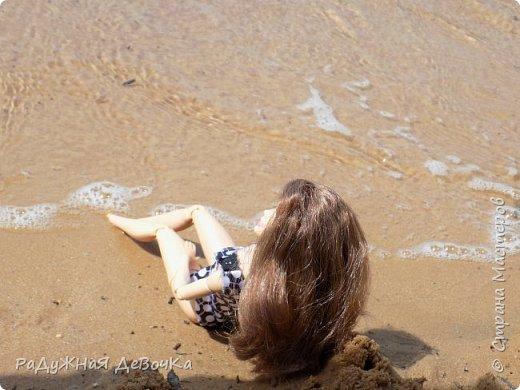 Приветик друзья!!!                                  Сегодня Эмма и Эмили ходили на пляж и отлично отдохнули и искупались) Так что смотрим фото!!! фото 5