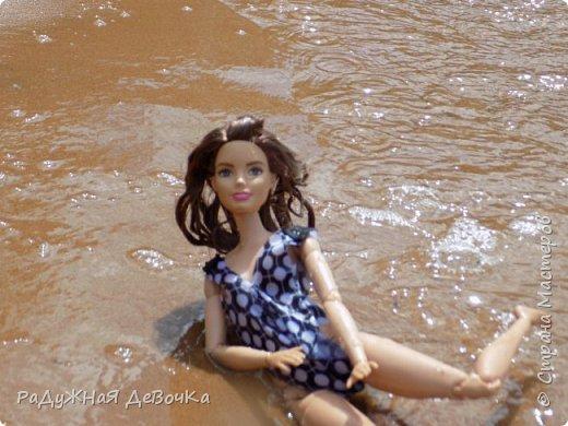 Приветик друзья!!!                                  Сегодня Эмма и Эмили ходили на пляж и отлично отдохнули и искупались) Так что смотрим фото!!! фото 10