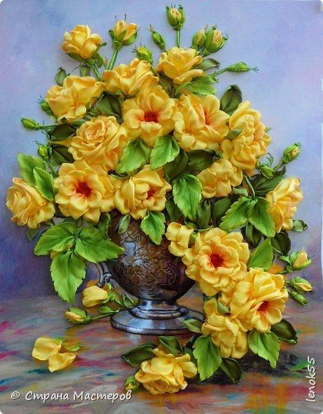 ваза сделана в технике трапунто )) фото, к сожалению, не передает 3D эффект фото 1