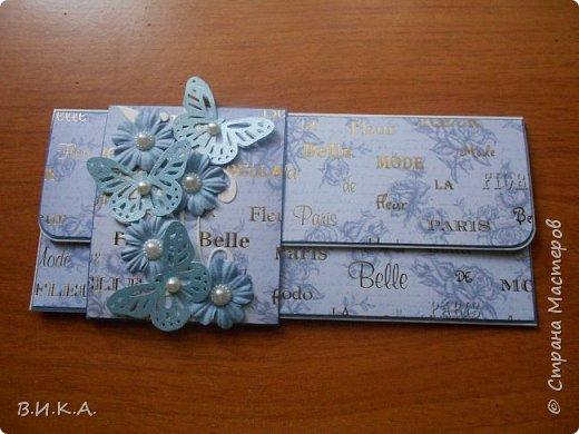 Конверты для денег. фото 3