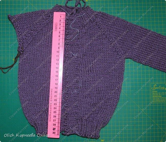 Здравствуйте. Хочу поделиться простым способом вязания штанишек для малыша. Комплект вязала для своего сыночка, на фото ему 5 месяцев. Вязала с небольшим запасом, сейчас жаркое лето, а вот месяца через 2-3 прохладными осенними денечками этот комплект будет очень кстати. фото 25