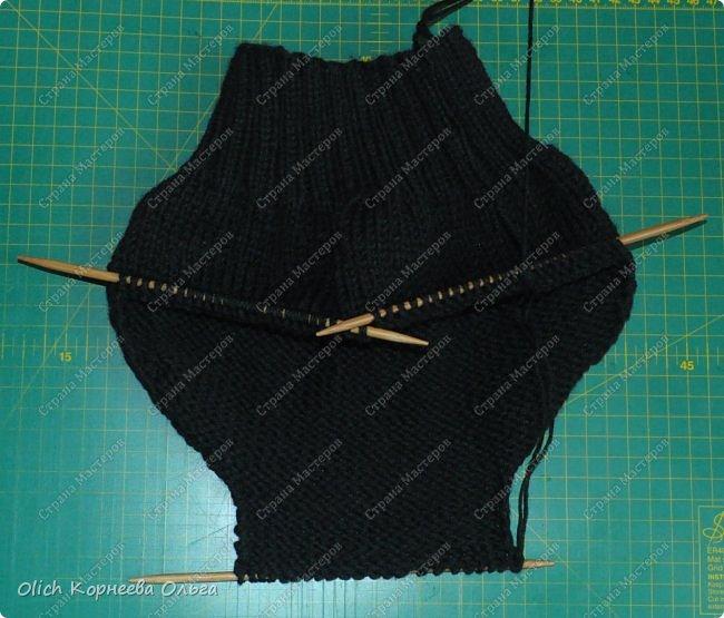 Вязание спицами штанишек для новорожденных