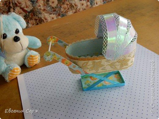 Добрый день жители СТРАНЫ!!!Для родителей получился вот такой подарочек с рождением сына! фото 5