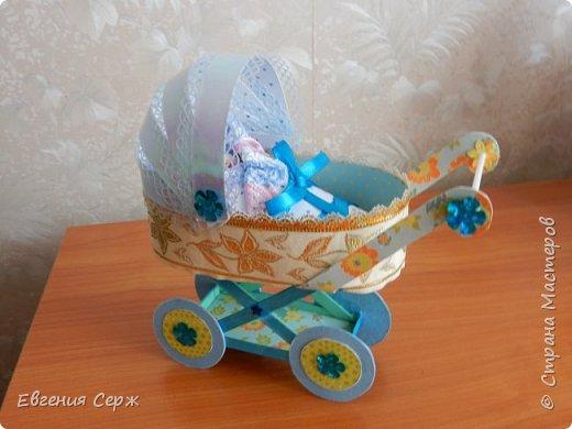 Добрый день жители СТРАНЫ!!!Для родителей получился вот такой подарочек с рождением сына! фото 6