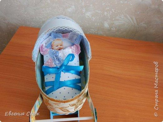 Добрый день жители СТРАНЫ!!!Для родителей получился вот такой подарочек с рождением сына! фото 11