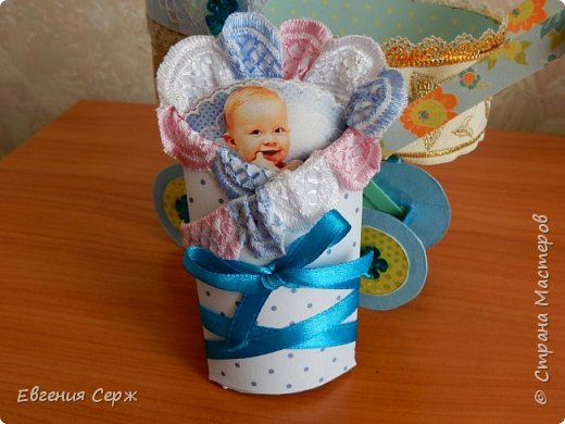 Добрый день жители СТРАНЫ!!!Для родителей получился вот такой подарочек с рождением сына! фото 12