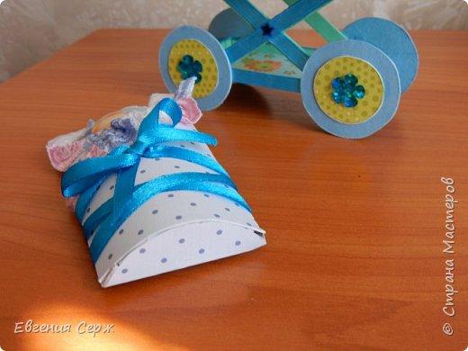 Добрый день жители СТРАНЫ!!!Для родителей получился вот такой подарочек с рождением сына! фото 13
