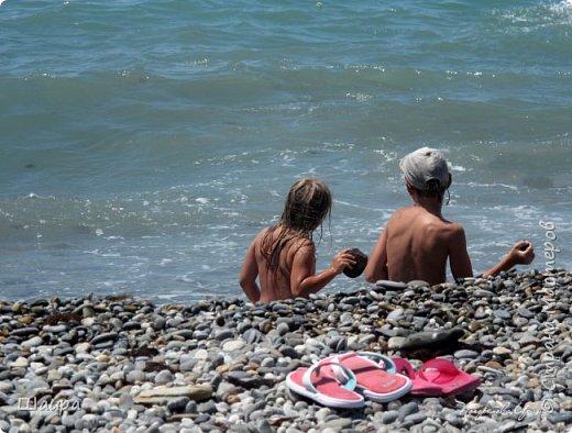 Морские камушки! Ими можно любоваться, ими можно укрываться... фото 2