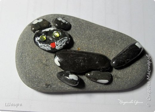 Морские камушки! Ими можно любоваться, ими можно укрываться... фото 21