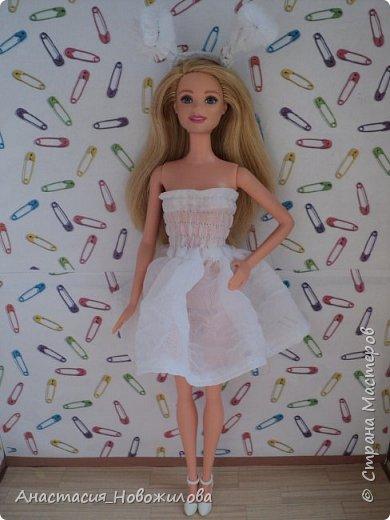 """Привет всем! Меня давно не было, но думаю, что вы этого и не заметили... Сегодня я сдаю работу на конкурс """"Мисс Июль"""". Это моя новая куколка, мне ее подарили на день рождения, зовут ее Саша.  фото 1"""