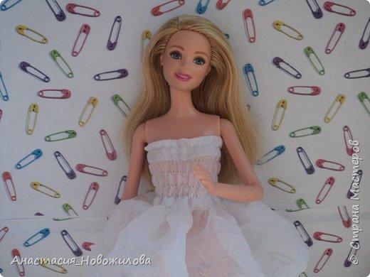 """Привет всем! Меня давно не было, но думаю, что вы этого и не заметили... Сегодня я сдаю работу на конкурс """"Мисс Июль"""". Это моя новая куколка, мне ее подарили на день рождения, зовут ее Саша.  фото 4"""